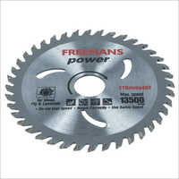 Freemans Power Circular Saw Tct Blade
