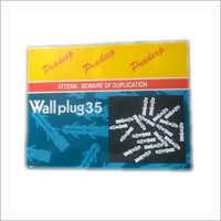 PVC Rawl Plug