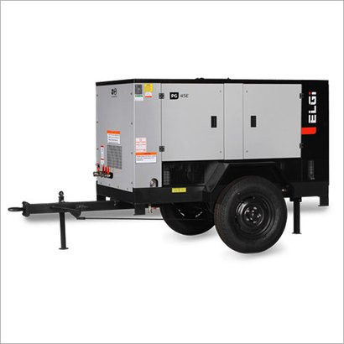 131-490 Cfm Electric Powered Air Compressor