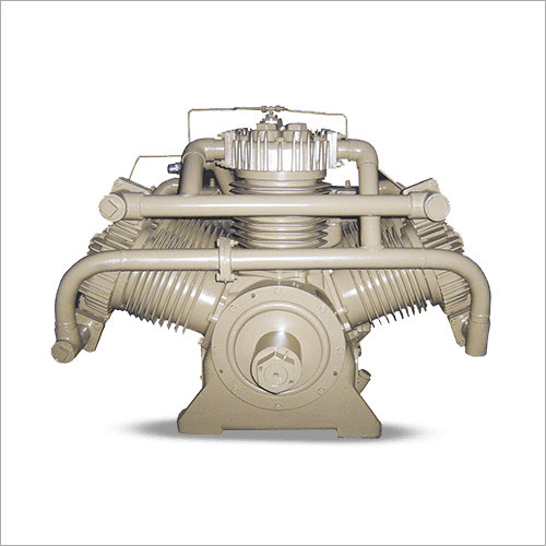 Railway Air Compressor