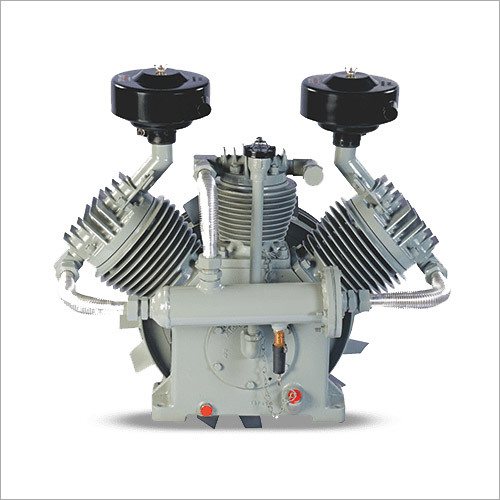 Railway Air Compressor