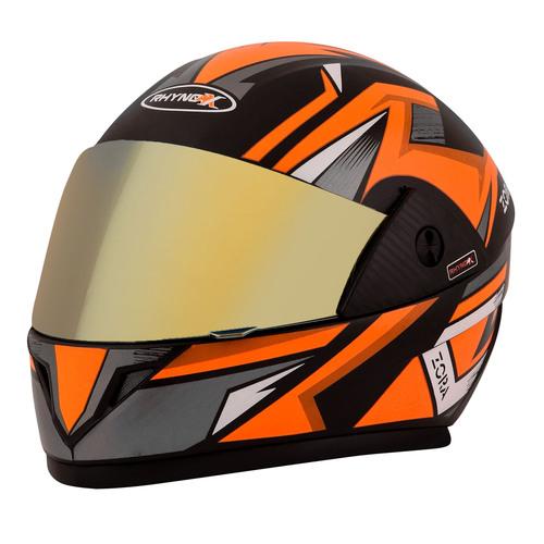 Zora Pro Graphic Print Full Face Bike Helmet
