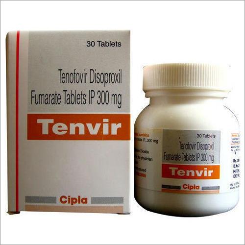 300mg Tenofovir Disoproxil Fumarate Tablets