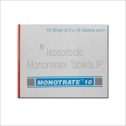 Isosorbide Mononitrate Tablet