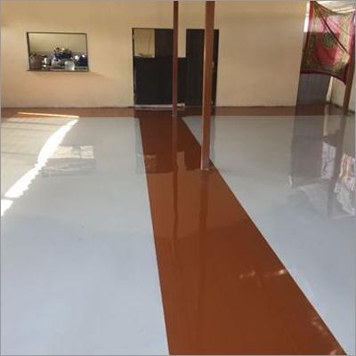 Commercial Epoxy Floor Coating Service