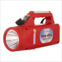 Chetak Gold Rechargeable LED Torch
