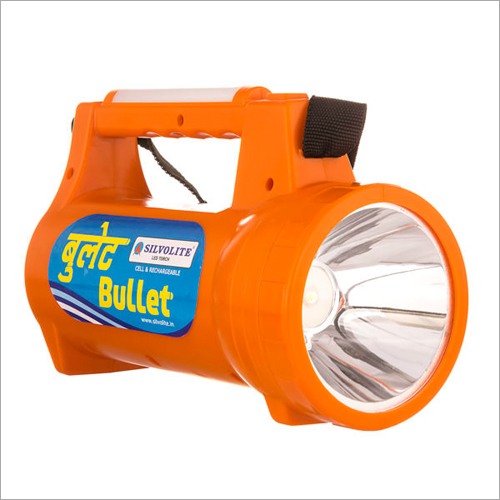 Bullet Rechargeable LED Torch