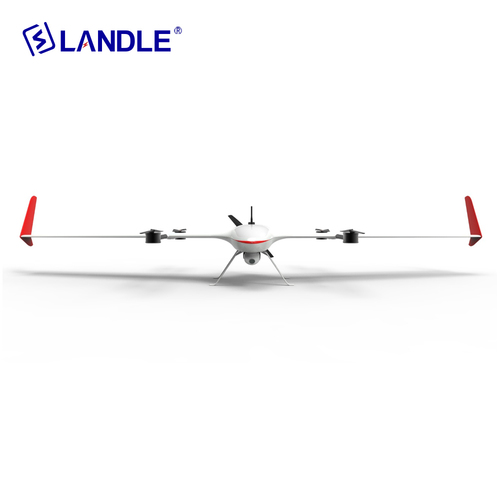 Ct-15 Long Range Vertical Take-off And Landing Powerline Drone Inspection