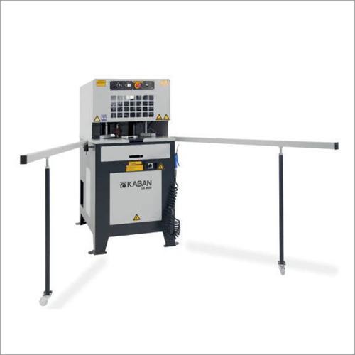 Modular PVC Corner Cleaning Machine