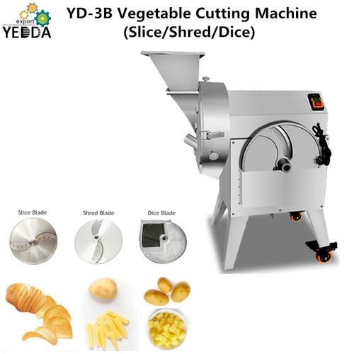 Multifuntion Vegetable Cutting Machine