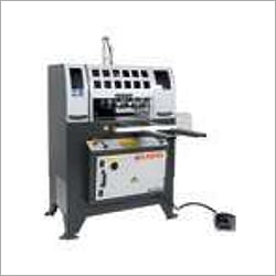 Multiple End Drilling Machine