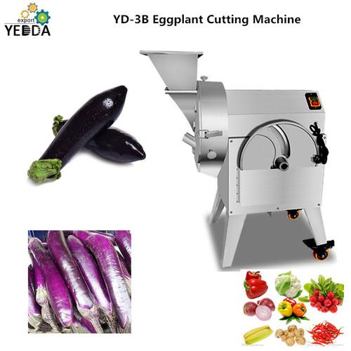 YD-3B Eggplant Cutting Machine