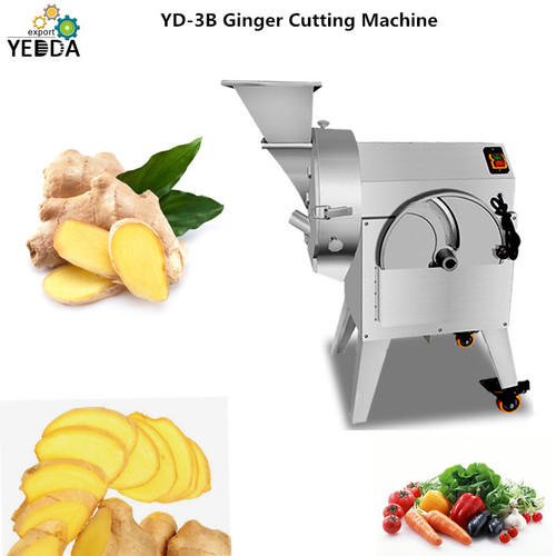 YD-3B Ginger Cutting Machine