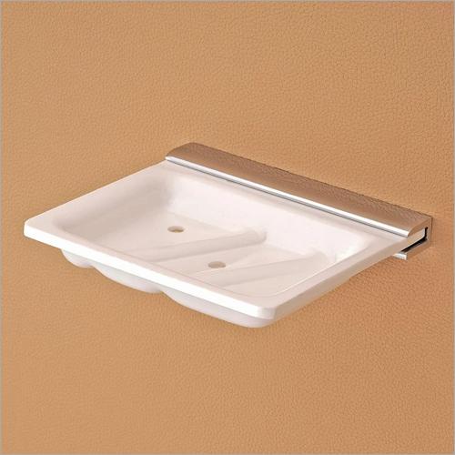 Acrylic Bath Double Soap Dish