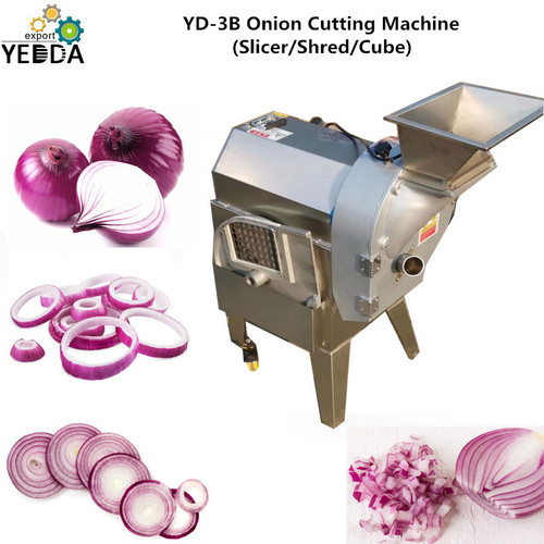 YD-3B Onion Cutting Machine