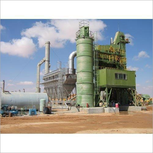 High Quality Asphalt Mixing Plant