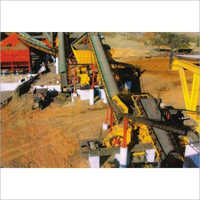 Automatic Crusher Plant