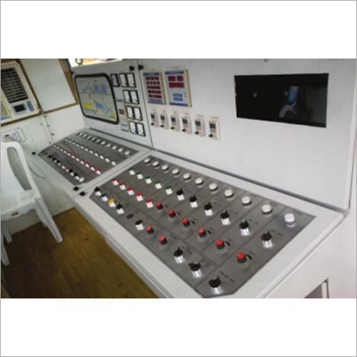 Three Phase Motor Control Panel