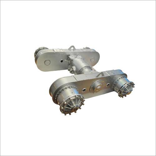 Motor Grader Axle