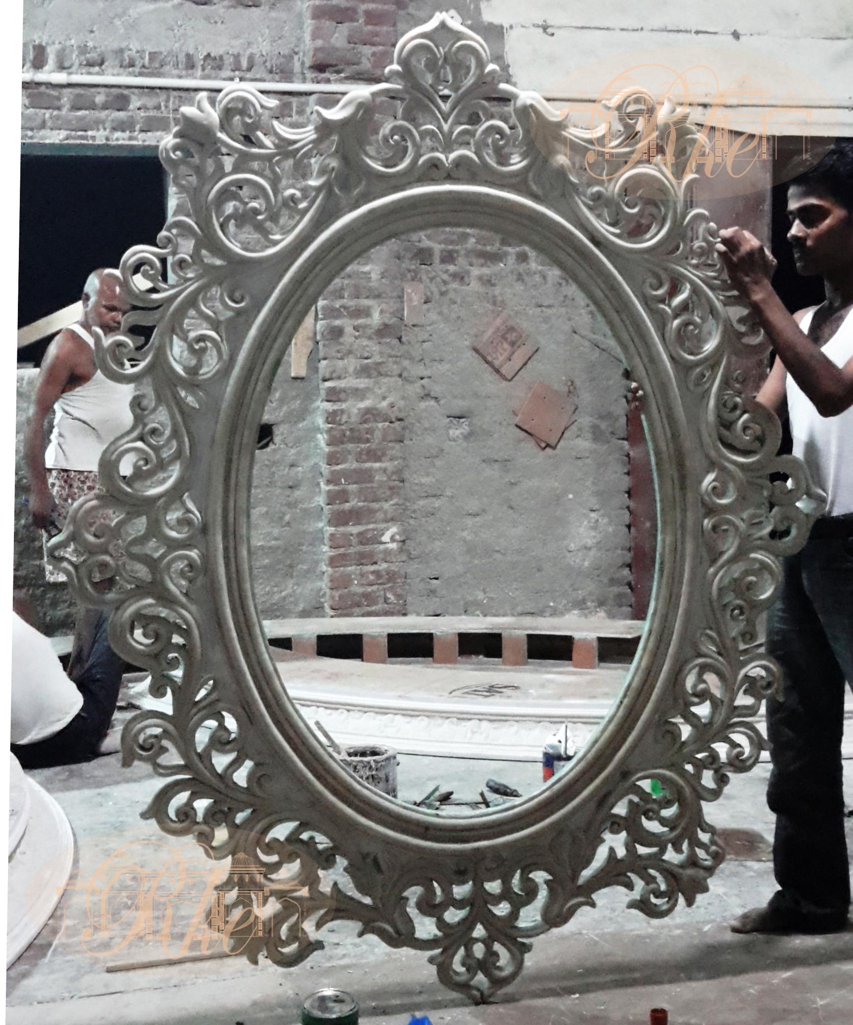 Grc Photo Frame Interior Exterior