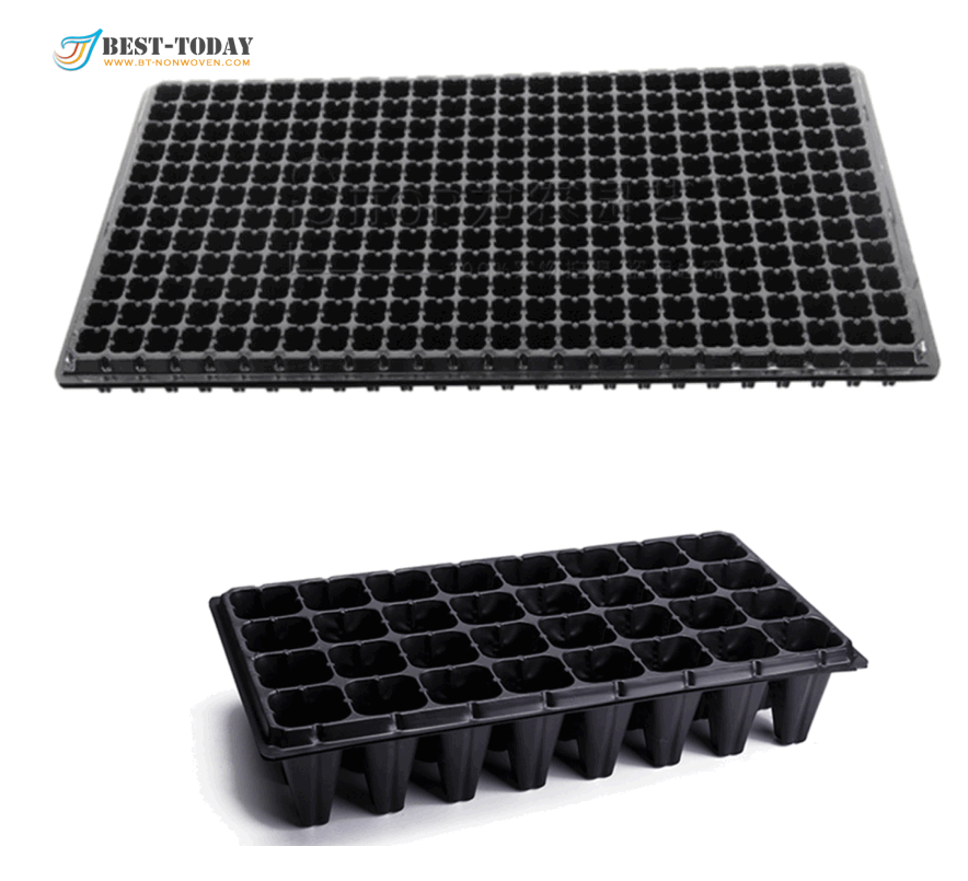 Plastic Molded Nursery Trays