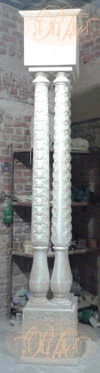 Grc Methological Pillar Column
