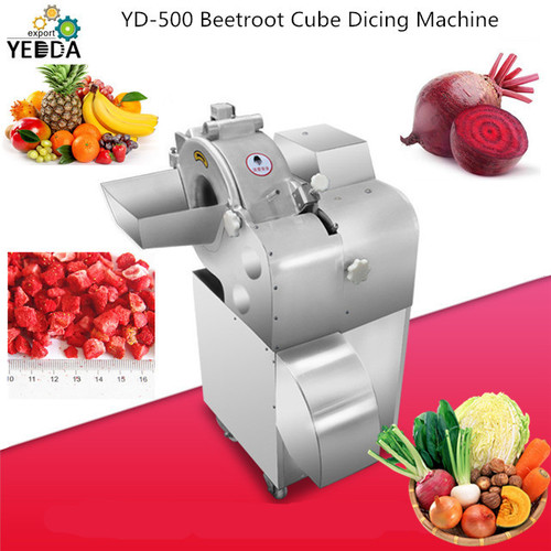 Yd-500 Beetroot Cube Dicing Machine