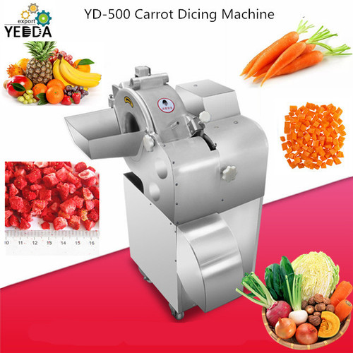 Yd-500 Carrot Dicing Machine
