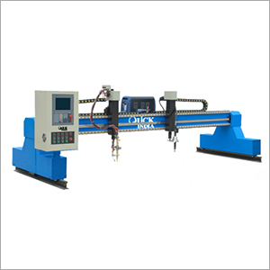 Heavy Gantry Cnc Flame Plasma Cutting Machine