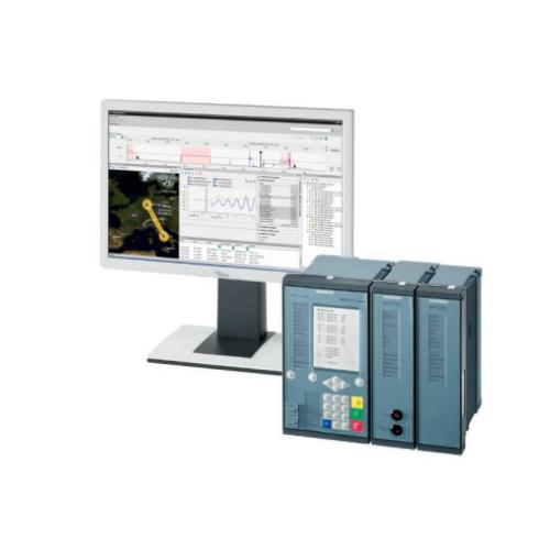 Siemens Phasor Measurement Unit