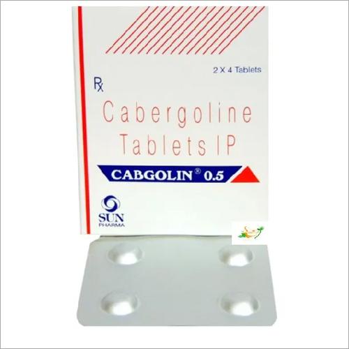 Cabergoline 0.5MG Tablets (CABERGOLINE)