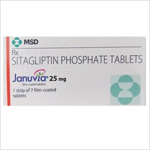 Sitagliptin Phosphate 25mg Tablet