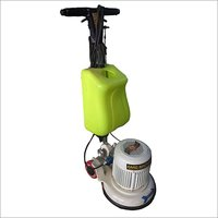 Single Disc Floor Polishing Machines