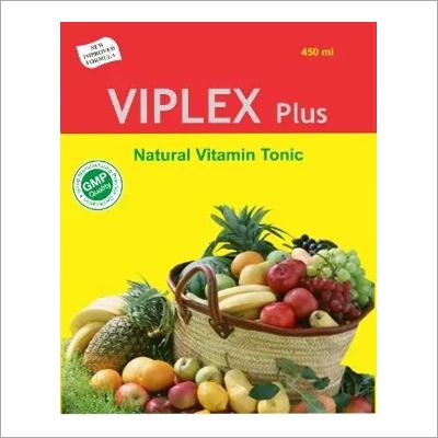 450 ml Natural Vitamin Syrup
