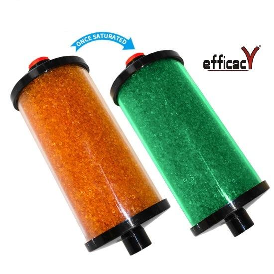 Orange Silica Gel Beads
