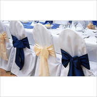 Chair Cover And Bows
