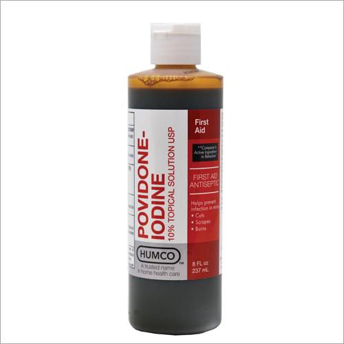 Povidone Iodine Topical Solution