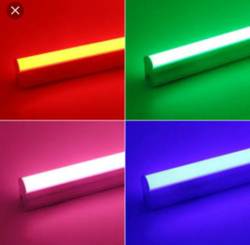 LED COLOUR TUBE LIGHT