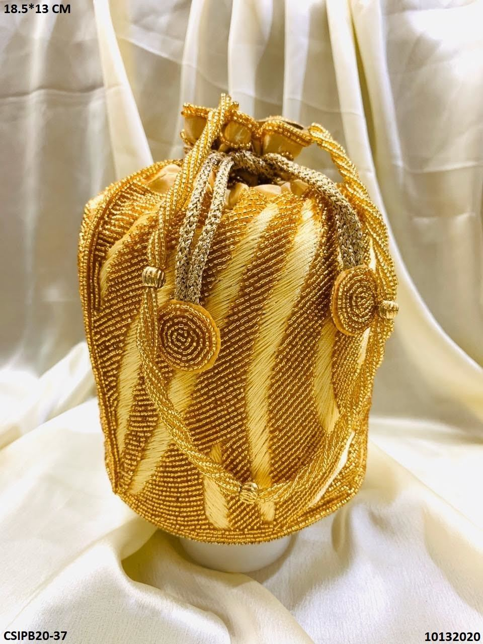 Stylish Designer Potli Batwa Bag