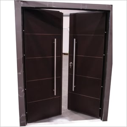 Security Double Door