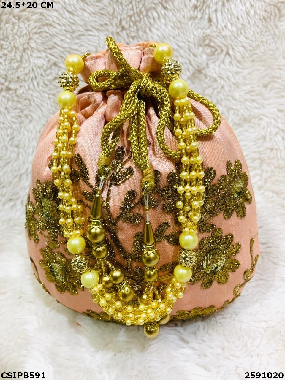 Designer Ethnic Batua Bag
