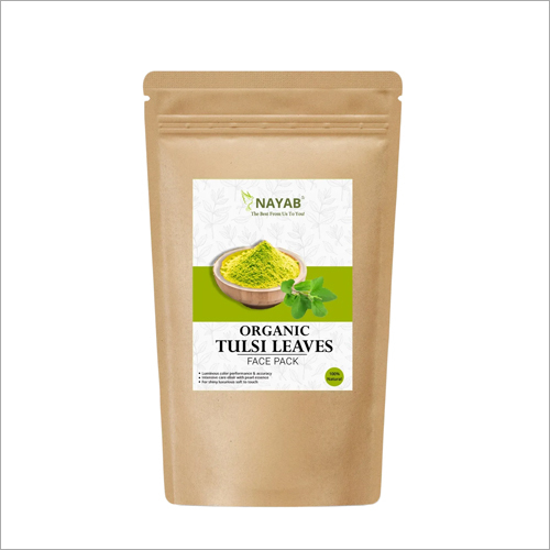 Nayab Organic Tulsi Leaves Face Pack
