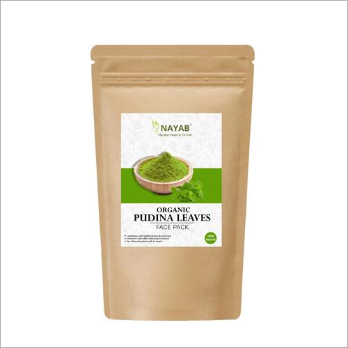 Nayab Organic Pudina Leaves Face Pack