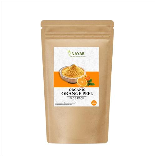 Nayab Organic Orange Peel Face Pack Certifications: Halal