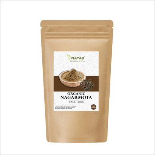 Nayab Organic Nargarmota Face Pack Certifications: Halal