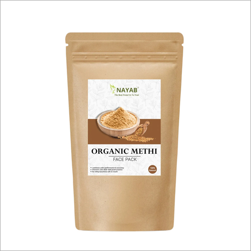 Nayab Organic Methi Face Pack