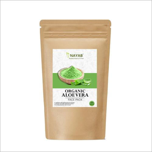 Nayab Organic Aloevera Face Pack Certifications: Halal