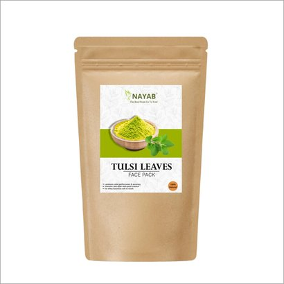 Nayab Tulsi Leaves Face Pack Certifications: Halal