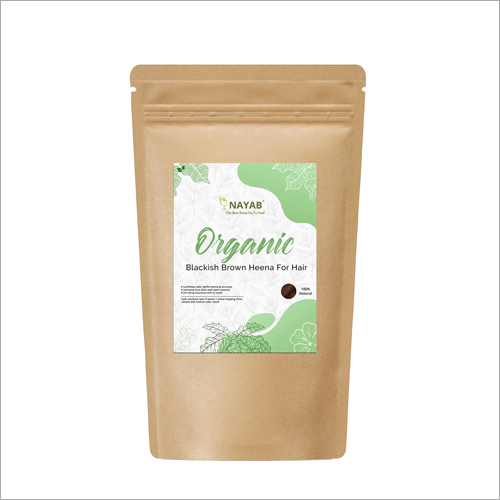 Nayab Organic Blackish Brown Henna