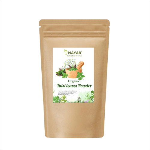 Nayab Organic Tusli Leaves Powder